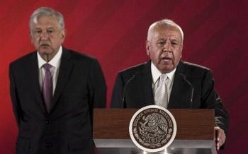 """Justifican inasistencia de Francisco Garduño con diputados por estar """"ocupadísimo"""""""