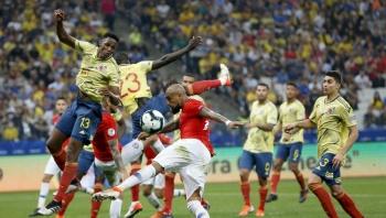 Chile gana a Colombia en penales y avanza a semifinales de la Copa América