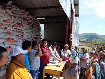 Garantizan abasto de fertilizantes a productores de zonas marginadas de Guerrero