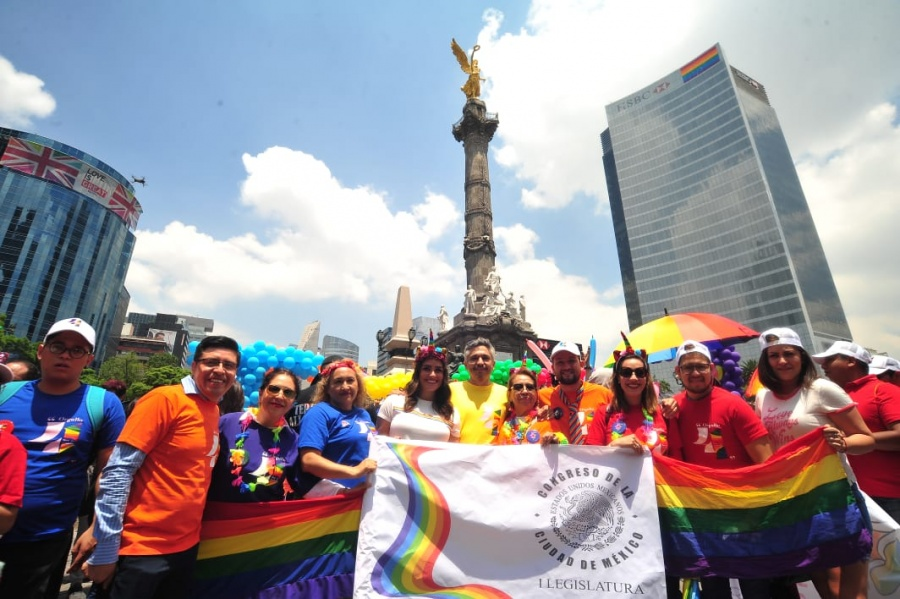 Marcha del Orgullo LGBTTTI, 41 años de la celebración de una historia