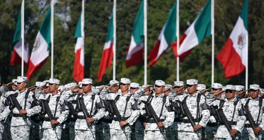 El inicio de la Guardia Nacional es un hecho histórico: AMLO