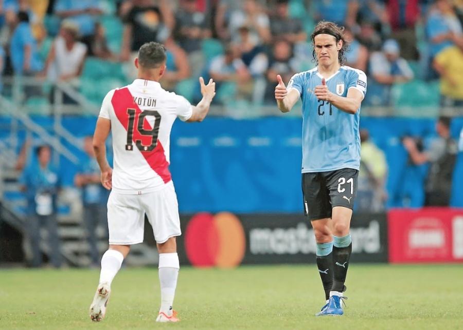 Perú y Chile sacan a favoritos