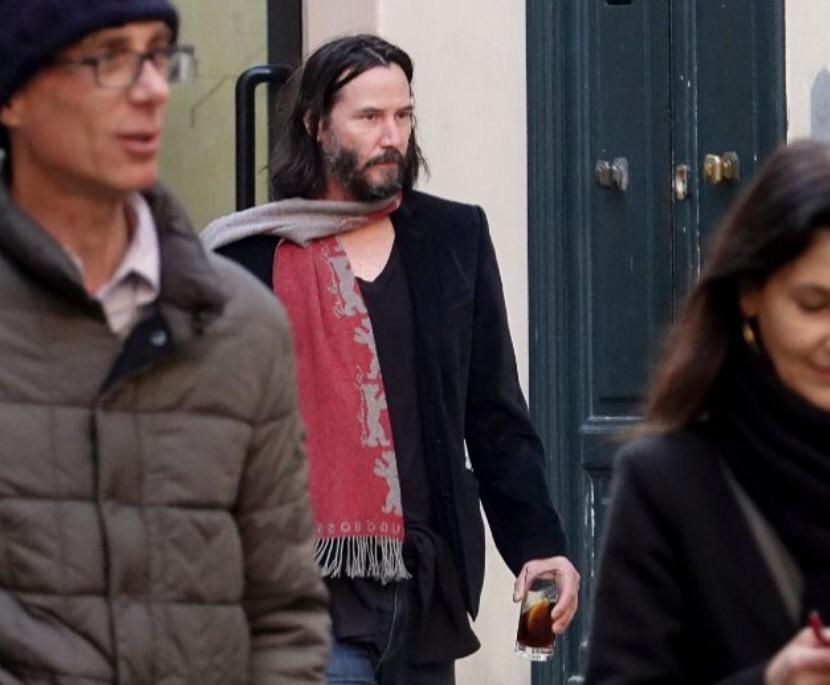 Keanu Reeves no envejece