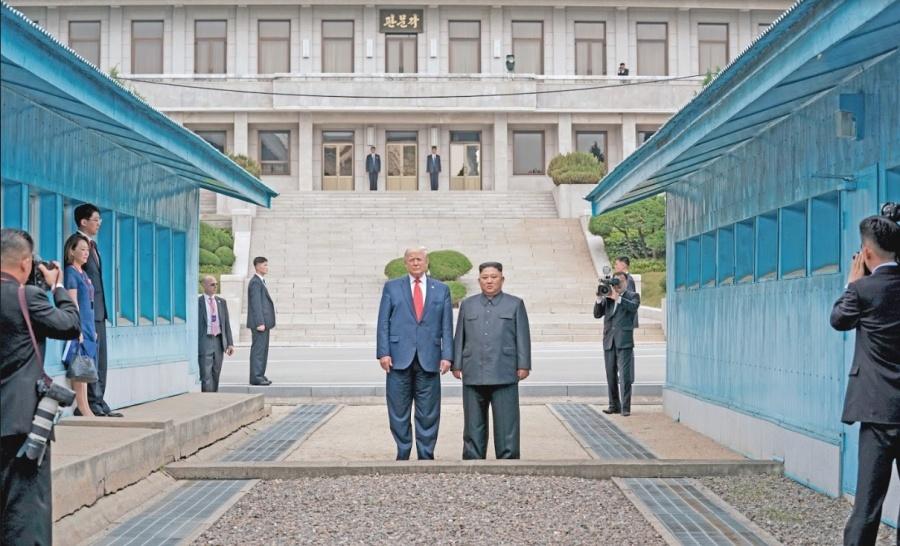 Kim destraba desnuclearización tras visita de Trump a Norcorea