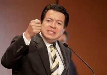 México avanza en erradicación de corrupción: Delgado