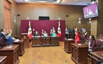 En extraordinario, la 60 legislatura mexiquense calificará minuta sobre comunidades afroamericanas