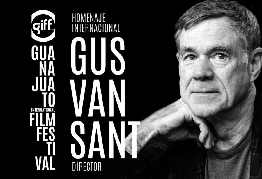 Reconocerán a Gus Van Sant en el GIFF 2019