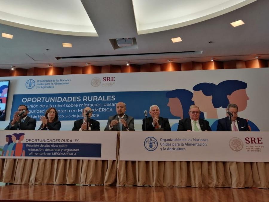 Reconocen a México por atención al tema migratorio
