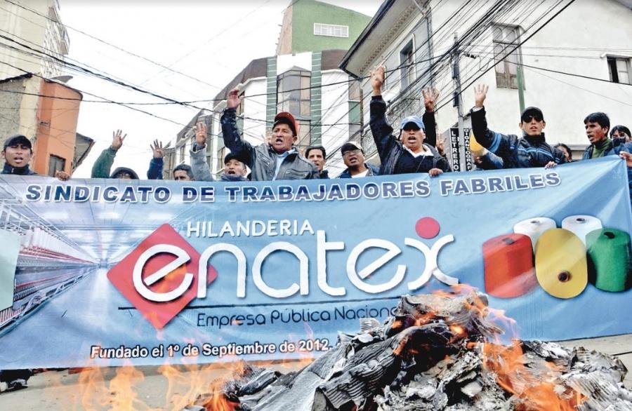 Populismo acaba con empresas en Bolivia: Cierran 33 mil
