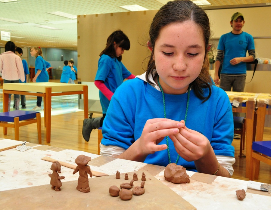 Conoce los talleres de verano para niños impartidos por el INAH