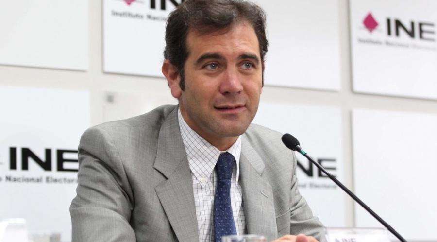 Lorenzo Córdova niega que organismos estén contra el Gobierno