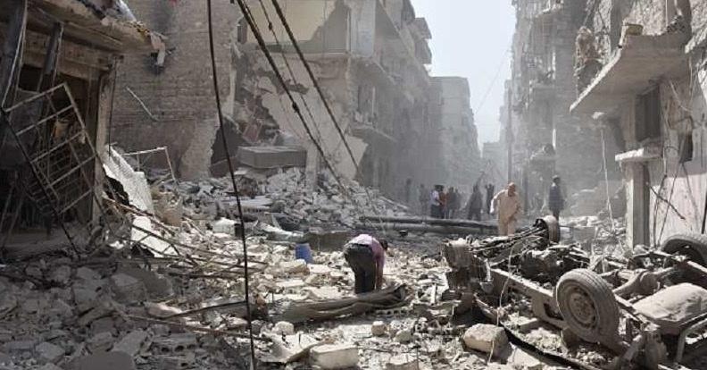 Israel ataca blancos iraníes en Siria; mata a 15