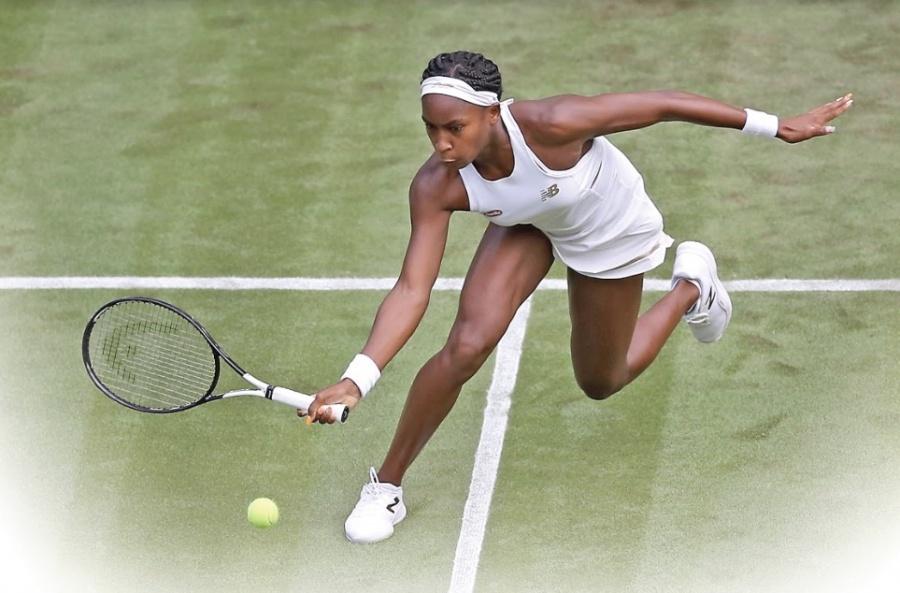Cori Gauff sorprende y elimina en Londres a Venus Williams