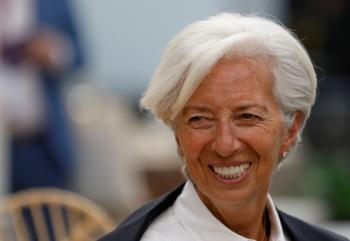 Christine Lagarde presenta su renuncia al FMI
