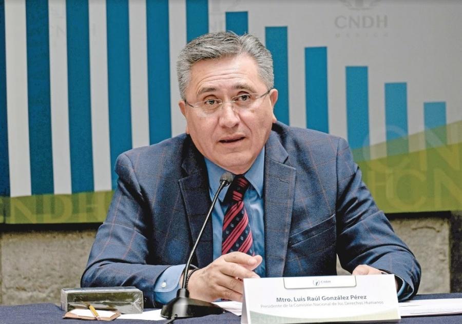 """Ven """"ignorancia supina"""" de secretarías sobre la CNDH"""