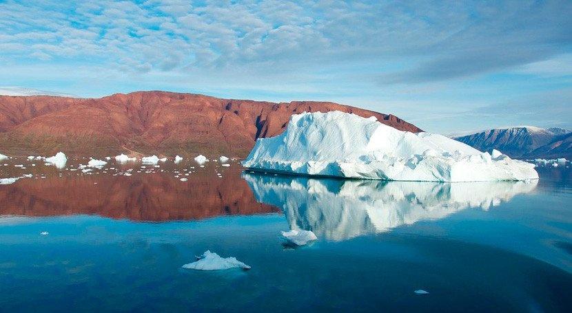 Aumenta de manera alarmante el deshielo en la Antártida