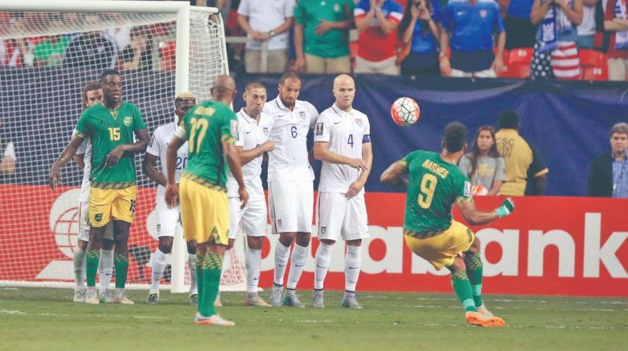 Jamaica se prepara para frenar 9 victorias de EU