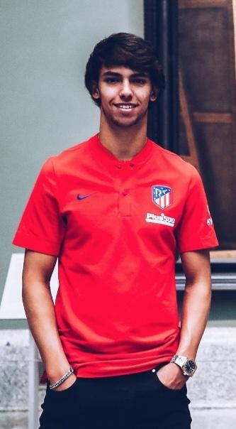 Oficial: Joao Félix, nuevo jugador del Atlético de Madrid