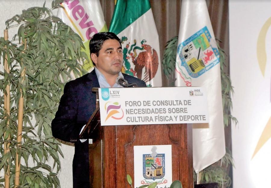 El deporte mexicano nos necesita unidos: Erik Morales
