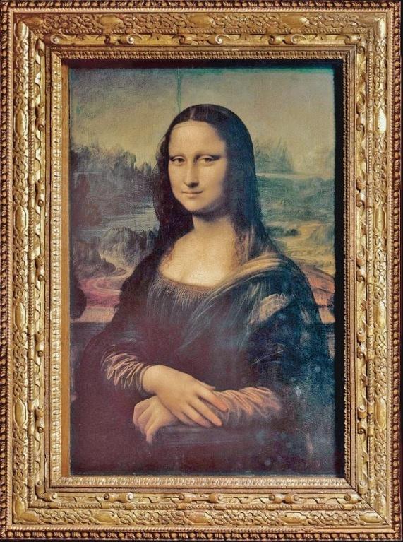 Desplazan a la Mona Lisa por tercera vez en el Louvre