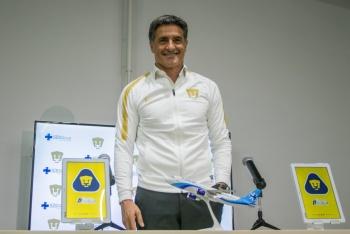 Celaya rinde homenaje a Míchel en su regreso con Pumas