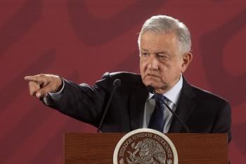 """No me comparen con Salinas, dice AMLO al referirse a la """"partida secreta"""""""