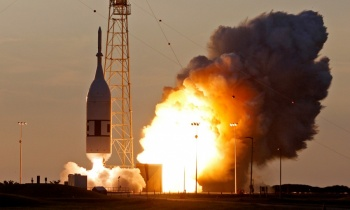 NASA realiza prueba de cápsula destinada a misiones a la Luna