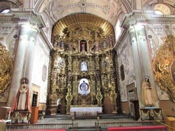 Concluyen trabajos de restauración del Templo de San Felipe Neri en Oaxaca