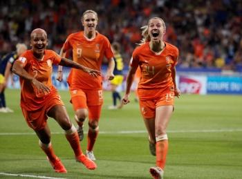 Holanda hace historia y se cita con EU en la final del Mundial Femenil