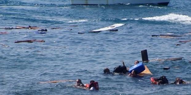 Embarcación de migrantes desaparece en costas de Túnez
