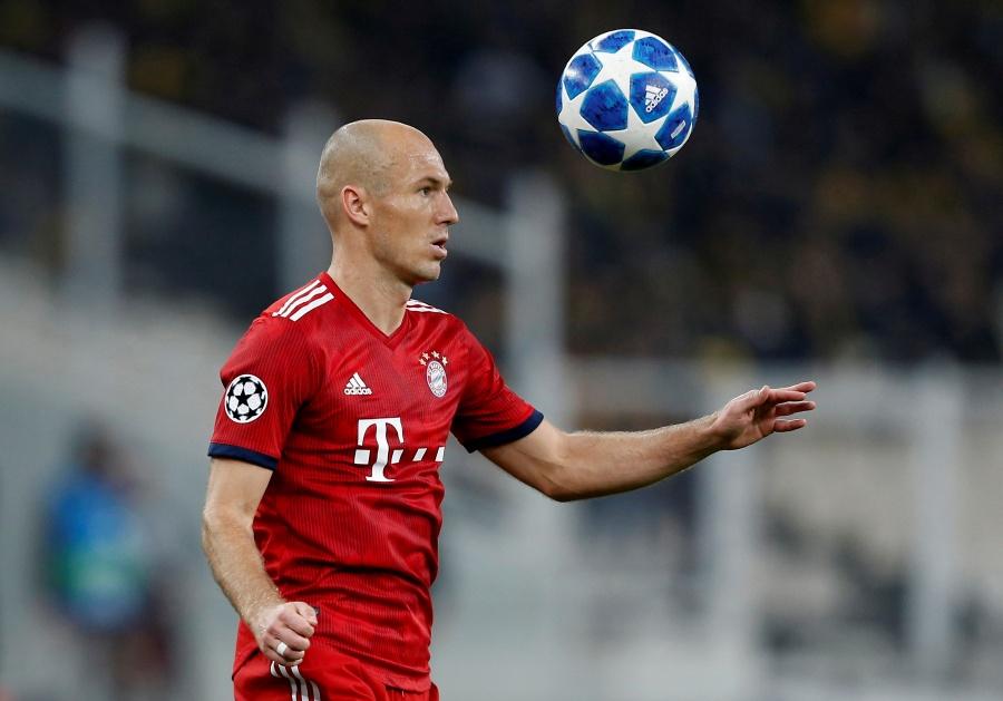 Arjen Robben dice adiós al fútbol