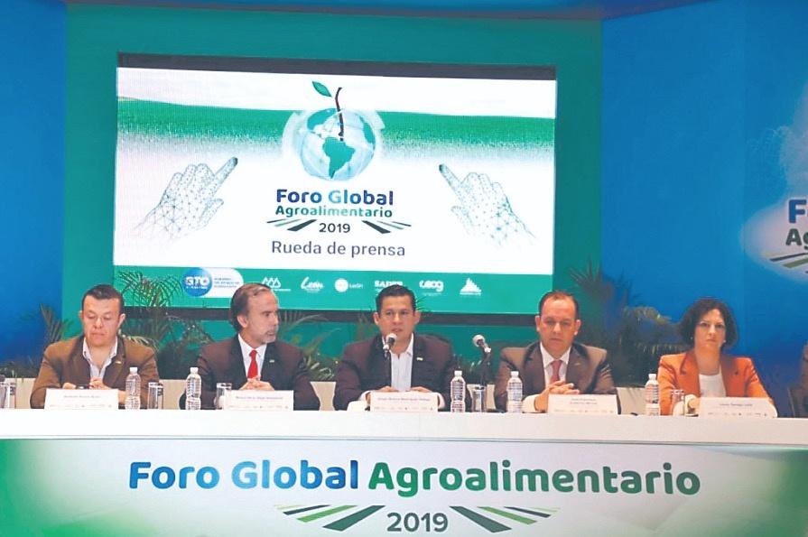 Impulsa Guanajuato el sector agroalimentario