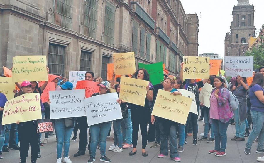 Gobierno tarda 6 meses en dar apoyo a mujeres violentadas