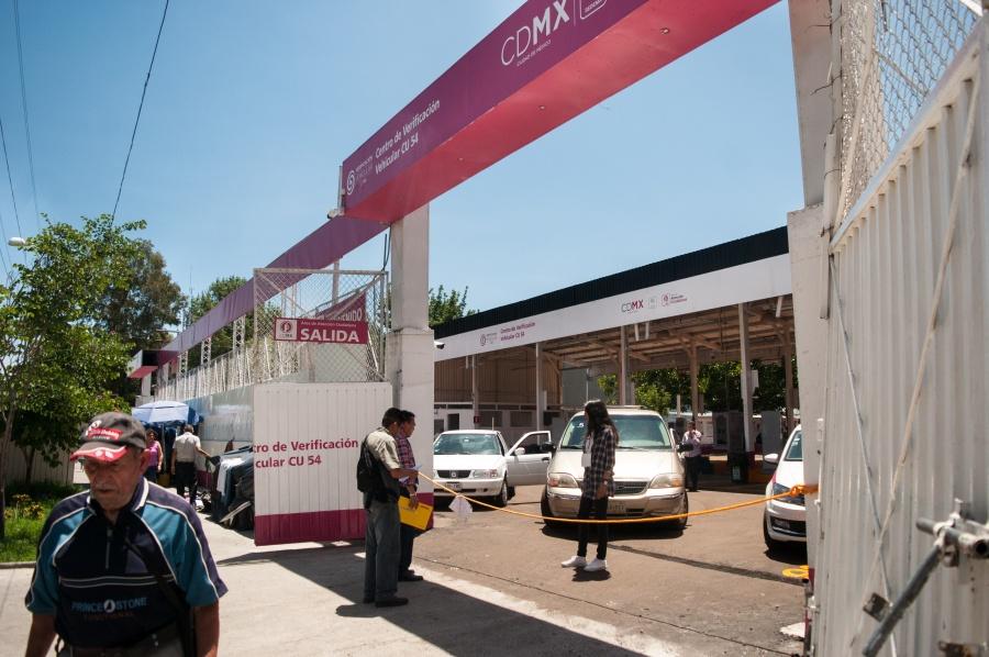 Sólo 26 Centros de Verificación Vehicular, no están en operación: SEDEMA