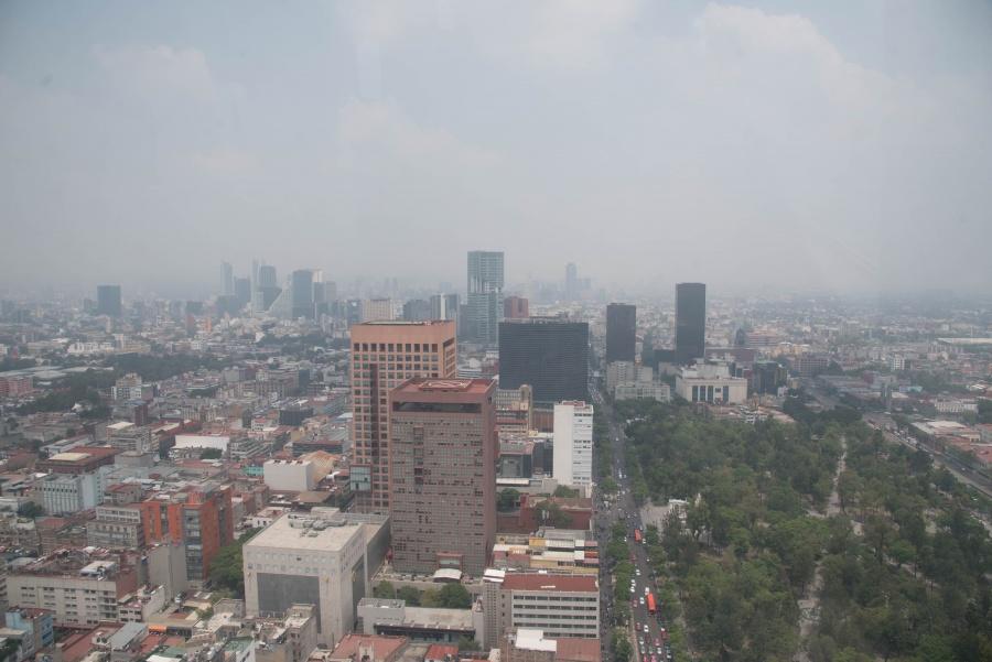 Suspenden programa de contingencias ambientales en CDMX