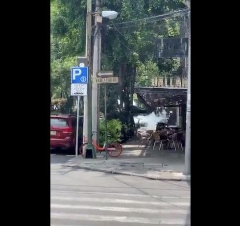 Operador provoca fuerte fuga de gas en la colonia Roma