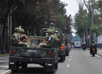 Admite Corte acciones de inconstitucionalidad contra ley de GN