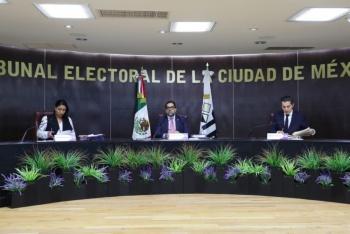 Resuelve TECDMX asuntos relacionados con la Comisión de Justicia del Consejo Nacional del PAN