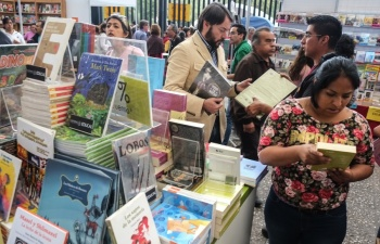 Gran Remate de Libros cambia de sede al Monumento de la Revolución