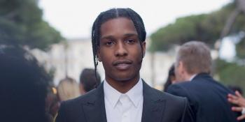 El rapero A$AP podría pisar la cárcel por pelear en la calle