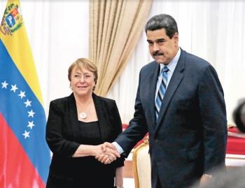 Chavismo emplea
