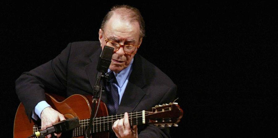 Muere João Gilberto, padre del 'bossa nova', a los 88 años