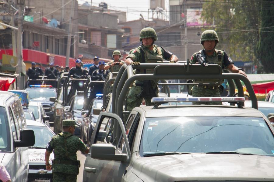 No hay reporte de detenciones de la Guardia Nacional en Iztapalapa