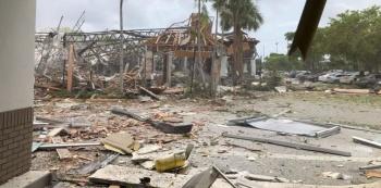 Explosión por fuga de gas, deja varios heridos en Florida