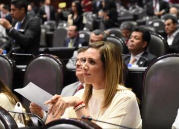 Necesario fortalecer inclusión financiera de las mujeres: Fabiola Loya