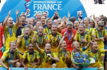 Suecia consigue el tercer lugar del Mundial Femenil