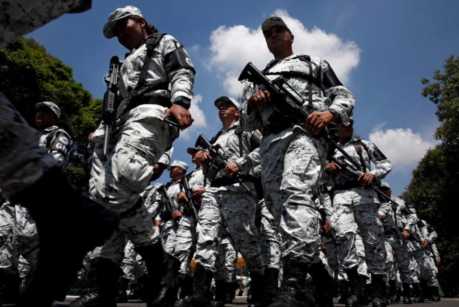 La Guardia Nacional iniciará operaciones en GAM la próxima semana