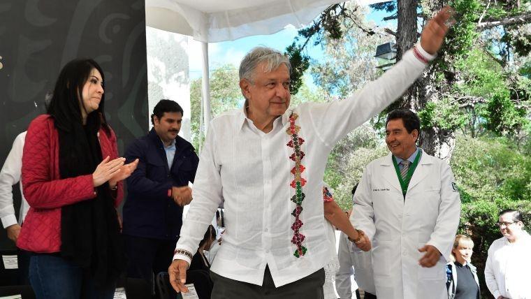 En Chiapas, el presidente López Obrador se compromete a reforzar el programa contra adicciones y depresión
