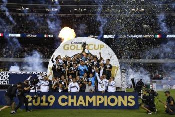 México y el Tata Martino, se coronan en la Copa Oro