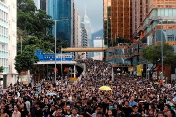 Continuarán las protestas contra ley de extradición en Hong Kong